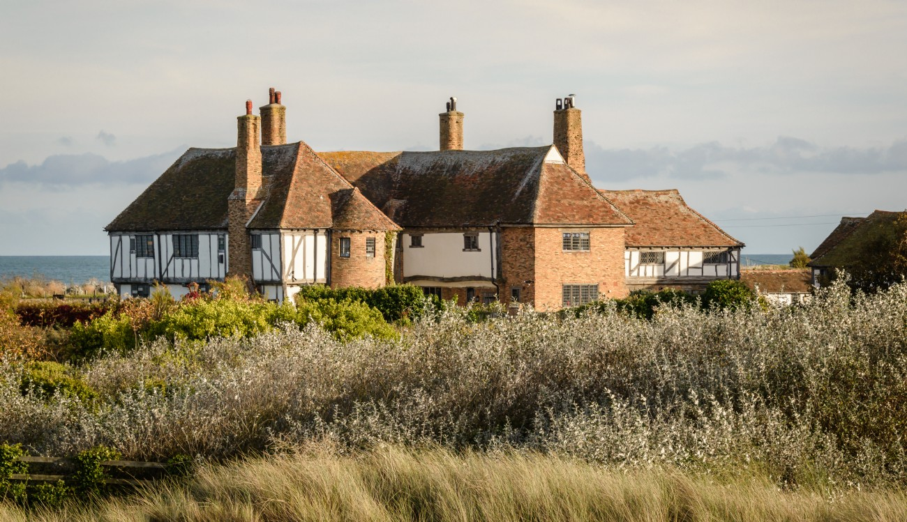 Sandwich Bay Beach Cottage, The Butlery in Kent