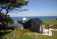 Luxury coastal self-catering cottage Pembrokeshire