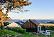 Luxury coastal self-catering cottage Pembrokeshire