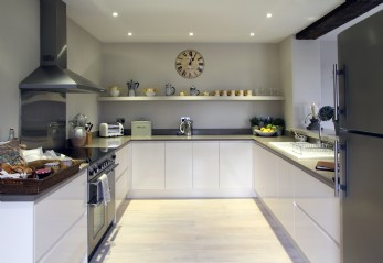 The Carriage house luxury self-catering barn in Dorset