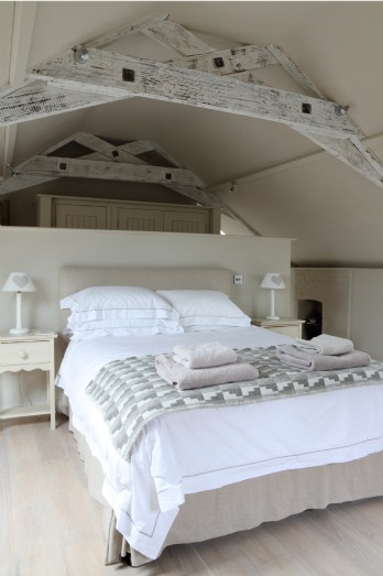 The Carriage House self-catering barn in Dorset