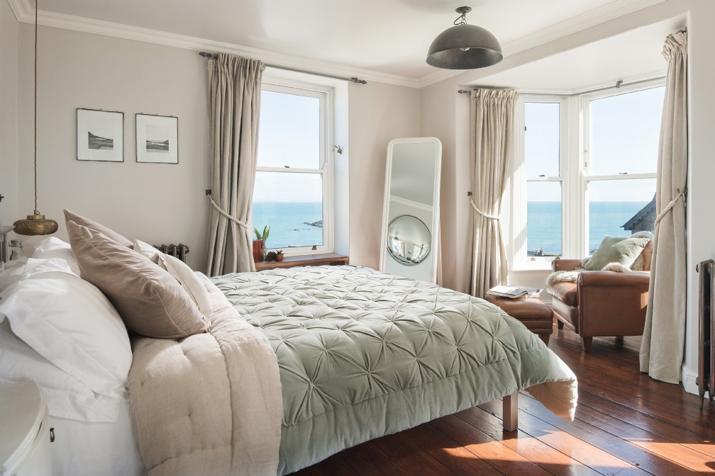 The Chalk House | Luxury Self-Catering Retreat | Mousehole, Cornwall