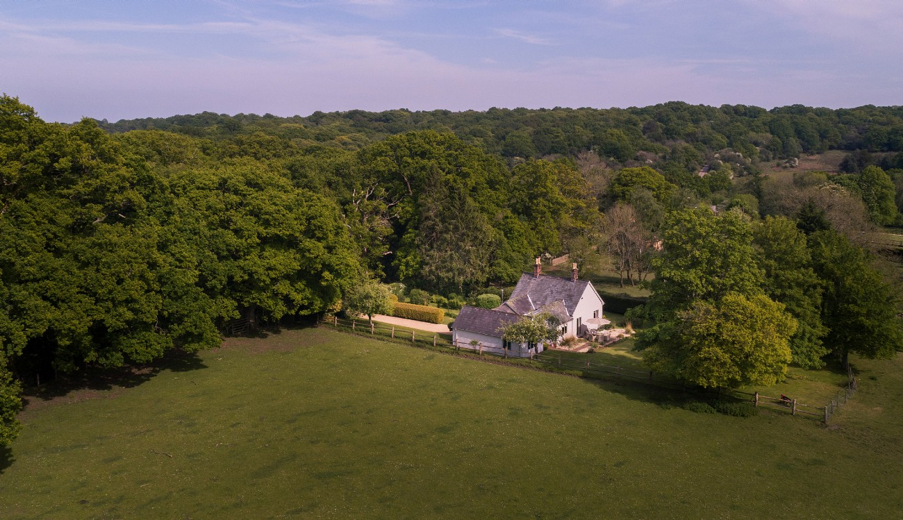 Luxury self-catering retreat in the heart of the New Forest