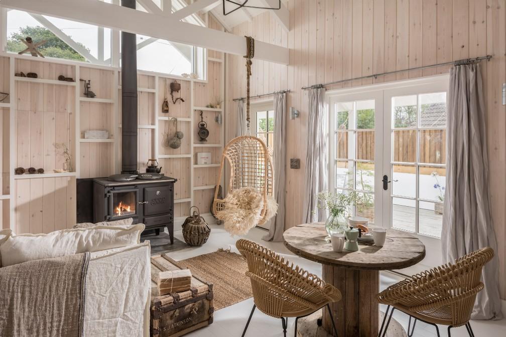 Cotton Tree | Luxury Beach Cottage Retreat | Holywell Bay, Cubert