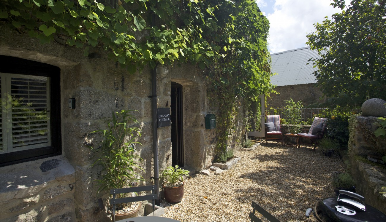 Chagford luxury self-catering cottage in Dartmoor, Devon