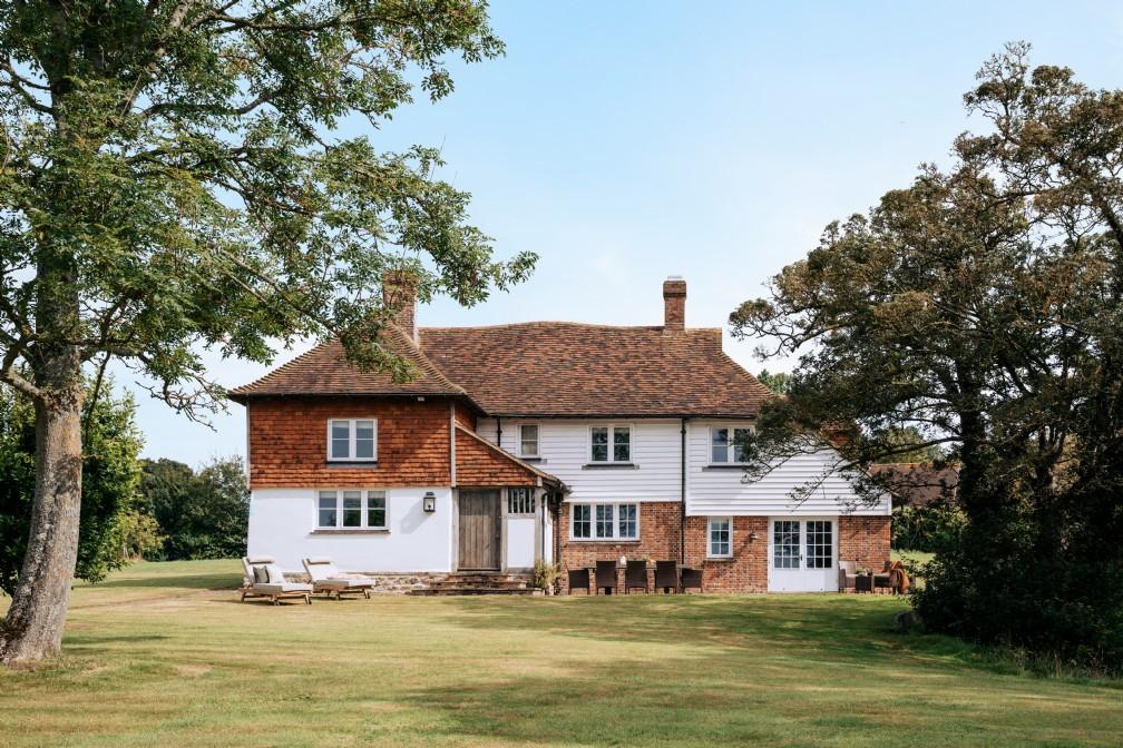 The Darton | Luxury Farmhouse Cottage | Rye, East Sussex