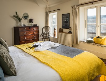 The Fish Store in Cornwall, luxury self-catering holiday home