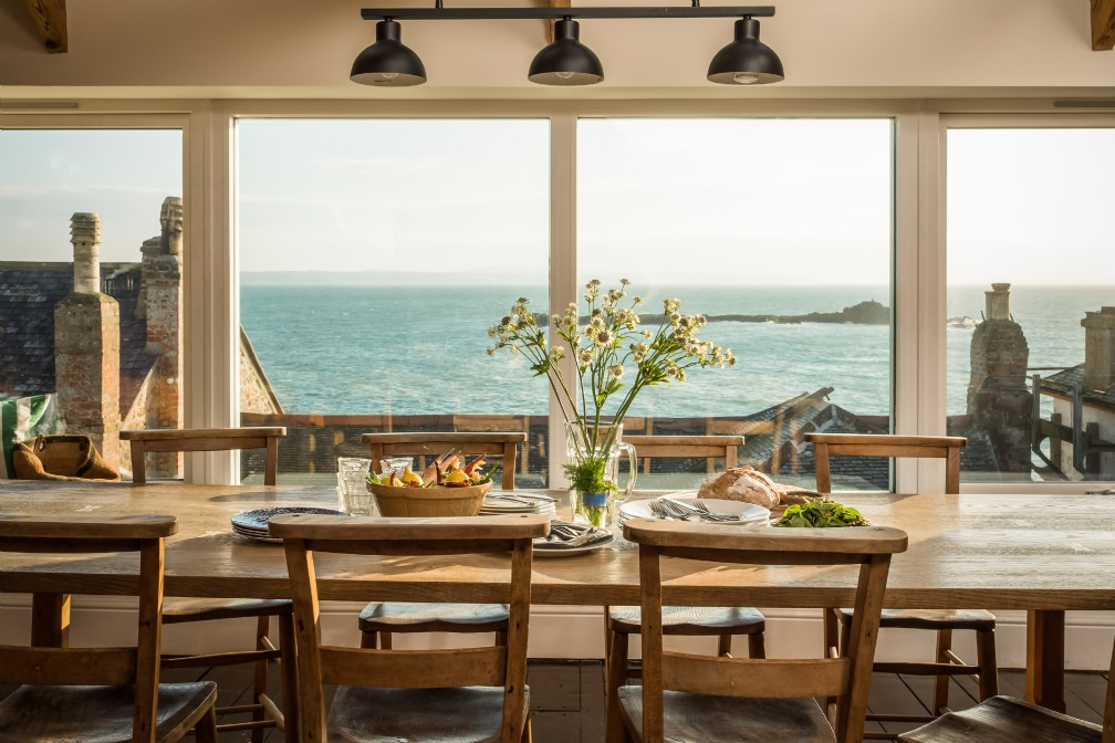 The Fish Store | Luxury Self-Catering | Mousehole, West Cornwall