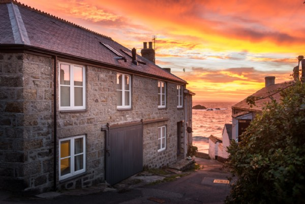 The Fish Store Luxury Self Catering Mousehole West