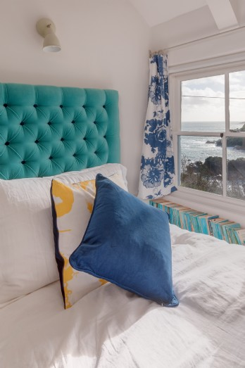 The Fisherman´s Knot, luxury self-catering cottage in Cornwall for families