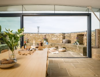 Luxury self-catering house on the Suffolk coast