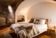 King-size master bedroom