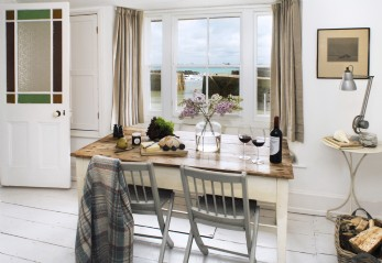 Luxury seaside self-catering in Mousehole