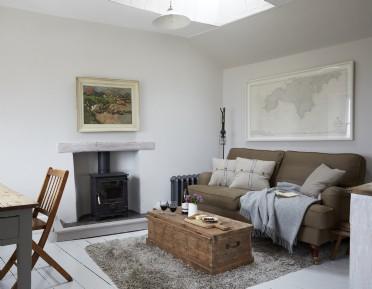Luxury self-catering loft in Mousehole