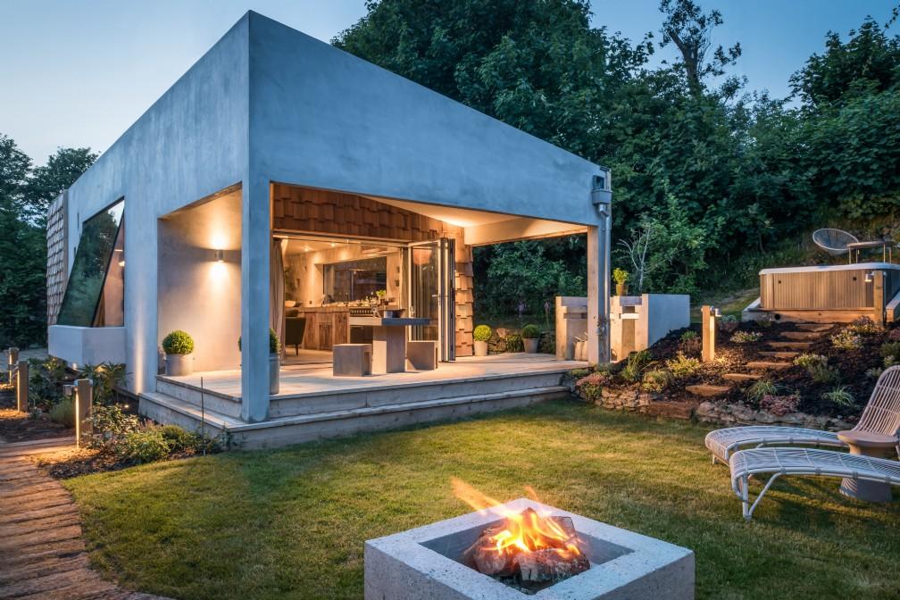 The Hide | Luxury Modern Cottage Hideaway | Perranporth, Cornwall