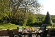 Luxury farm stays in Herefordshire