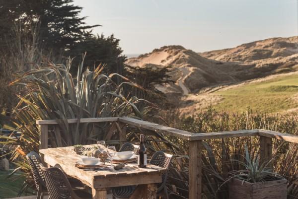 The Limit Luxury Self Catering Beach Hut Holywell Bay
