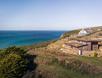 Luxury seaside self-catering home in North Cornwall
