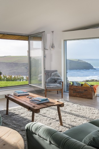 North Cornwall luxury self-catering home near the beach