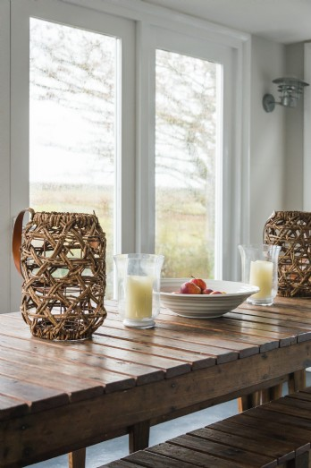 Luxury self-catering on the East Sussex coast