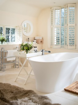 Luxury self-catering home near Bibury in the Cotswolds