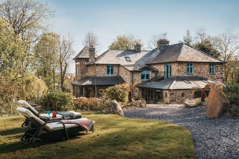 The Pandy House | Luxury Self-Catering | Conwy, Snowdonia