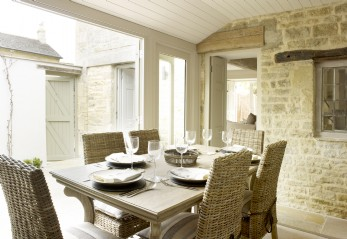 Luxury self-catering in Stamford, Rutland