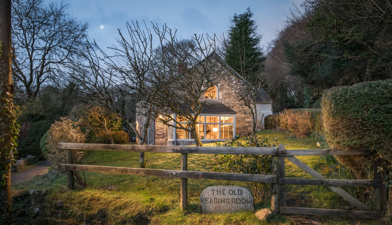 Luxury moorland cottage, St Breward, Cornwall; The Poets Hideaway