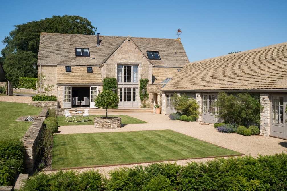 The Polo Farm | Luxury Self-Catering Country House | Cotswolds