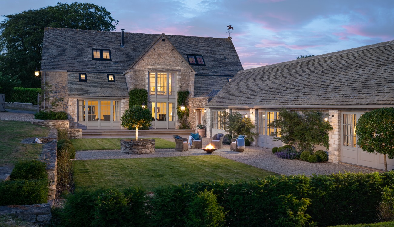 Cirencester Luxury Self-catering in the Cotswolds, The Polo Farm