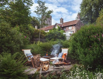 Luxury property in Exmoor, Devon