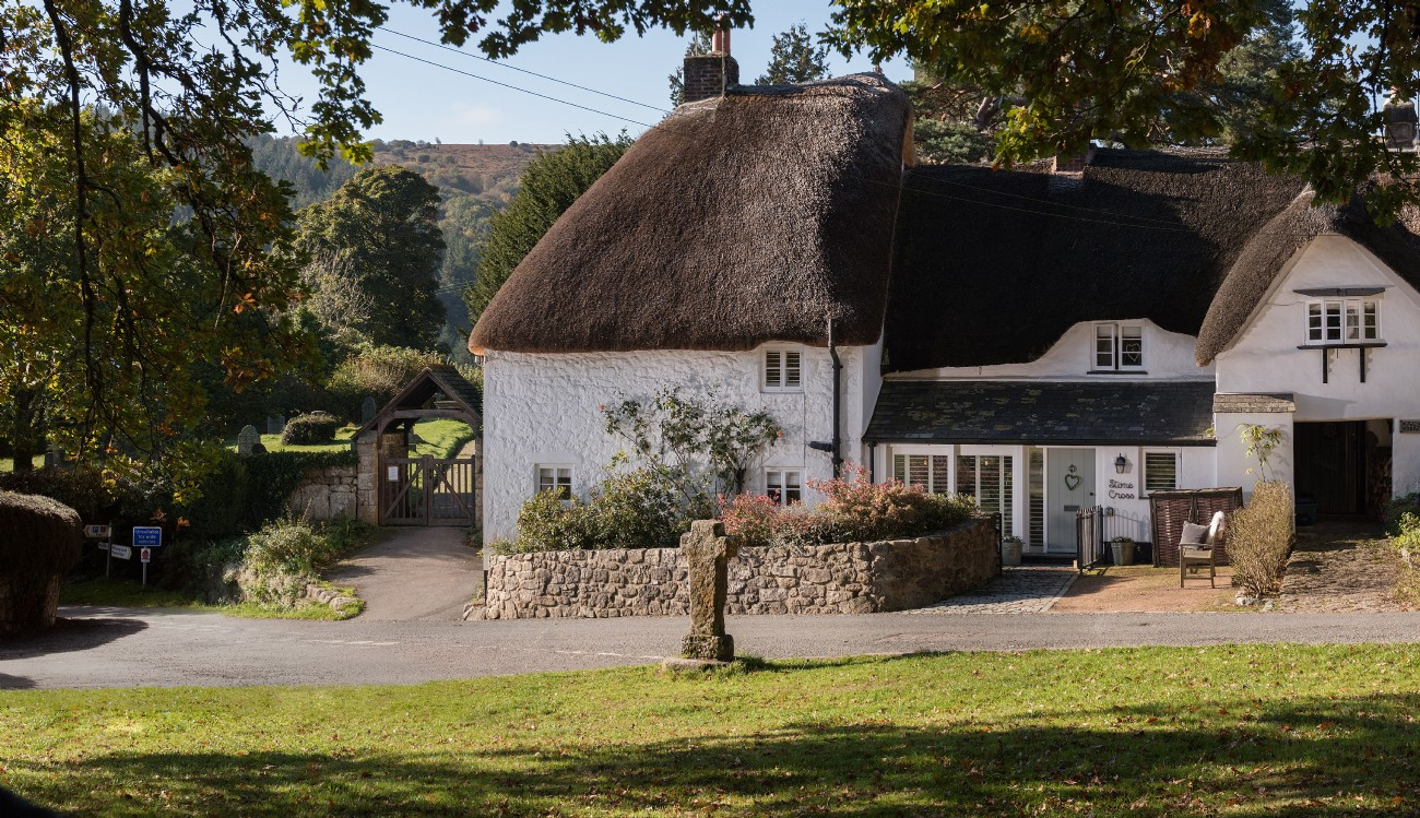 The Riddle | Luxury Holiday Cottage | North Bovey, Dartmoor