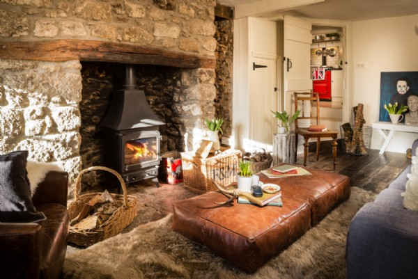 Luxury Dog Friendly Moorland Cottage In North Bovey Dartmoor