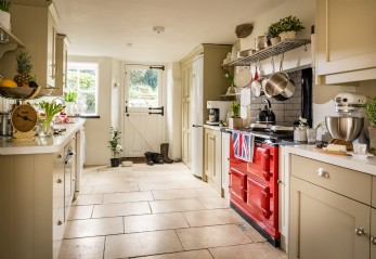 Luxury holiday cottage in North Bovey, Dartmoor, UK
