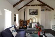 The Sea Compass, luxury self-catering farmhouse in West Cornwall
