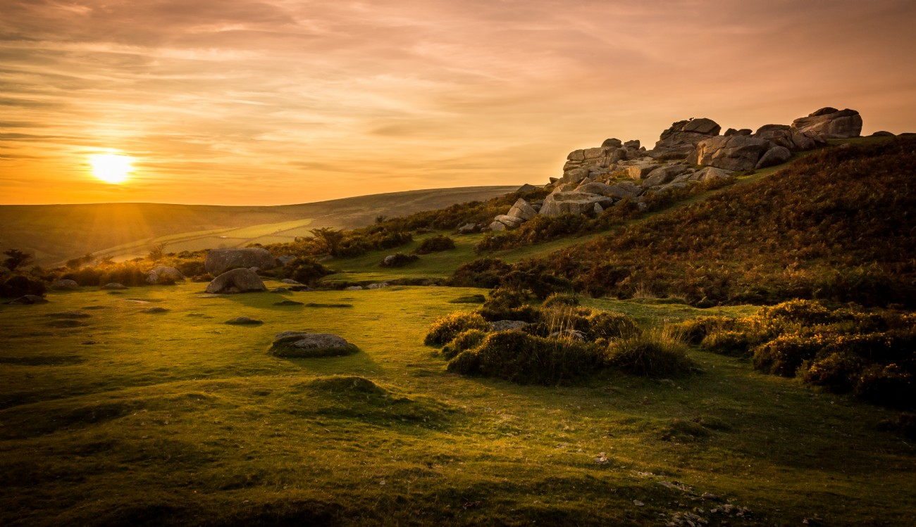Haytor Self-catering Magical Dartmoor Cabin, The Secret Holt