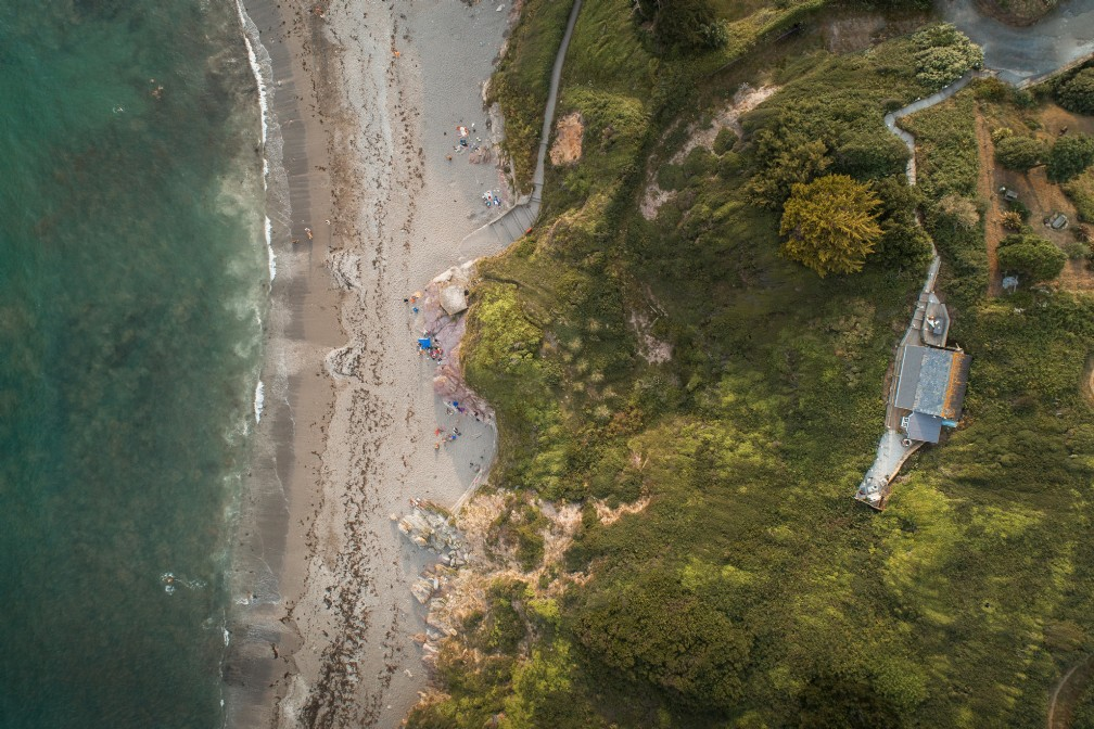 The Shipwreck | Luxury Beach House | Portwrinkle Beach, Whitsand Bay