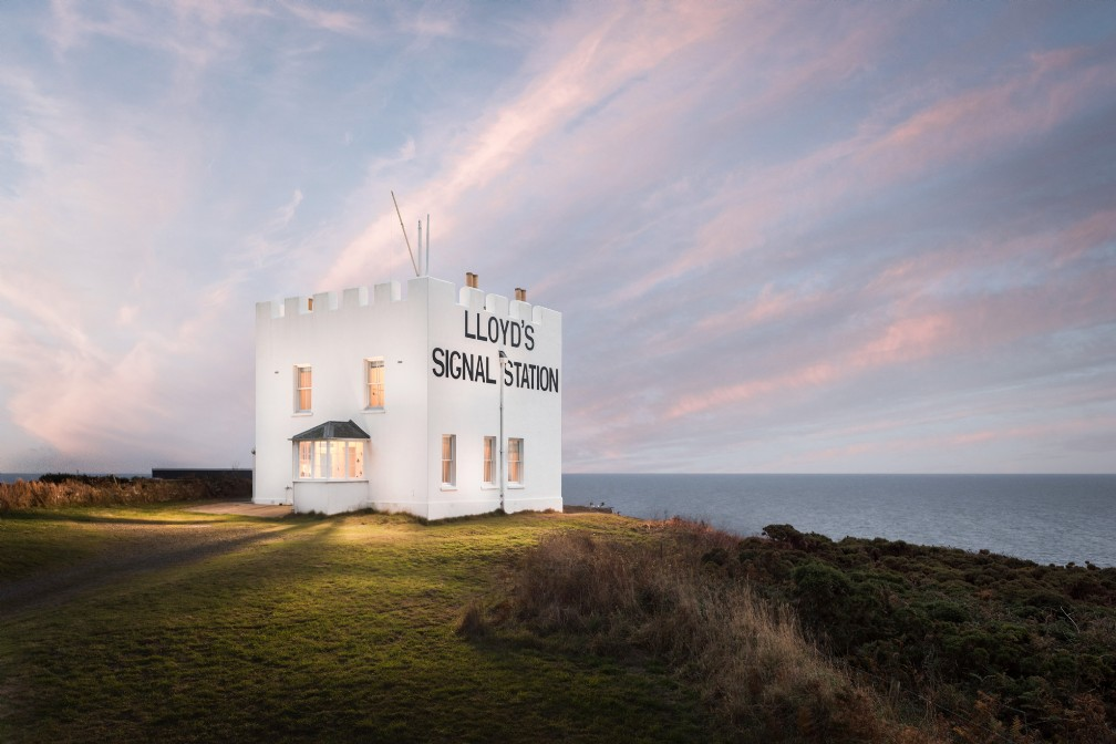 The Signal Station | Luxury Self-Catering | The Lizard, Cornwall