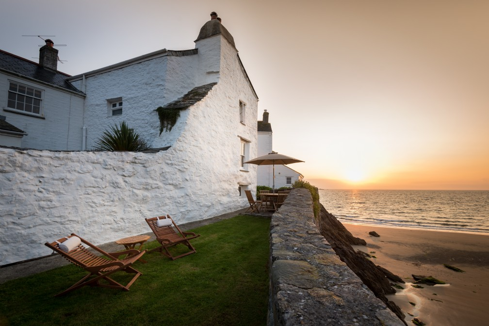 The Spyglass | Luxury Self-Catering Cottage | Gorran Haven, Cornwall
