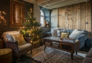 Spend Christmas at The Stack, a luxury home bursting with character