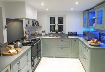 Luxury eco self-catering Padstow