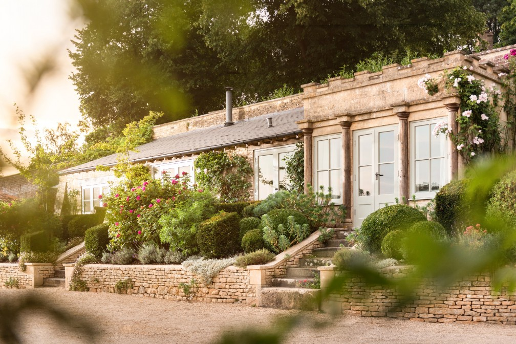 Luxury self-catering garden cottage retreat near Bath | Cotswolds