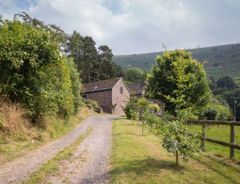 Luxury self-catering property in Wales
