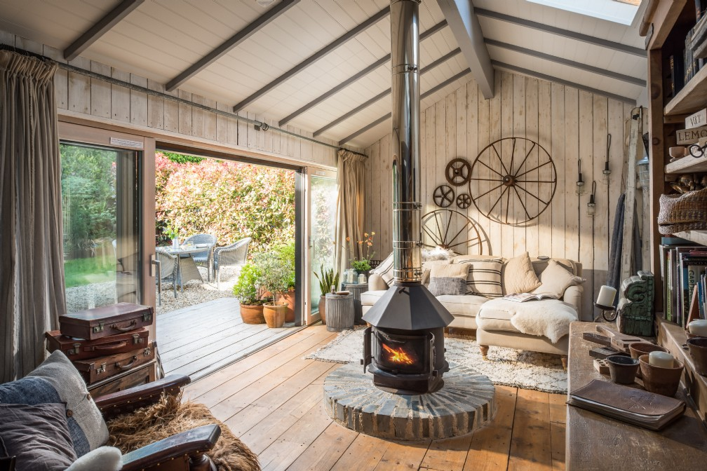 The Wool Shed | Luxury Self-Catering Cottage | Newquay, Cornwall