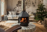 Christmas at The Wool Shed is a cosy affair