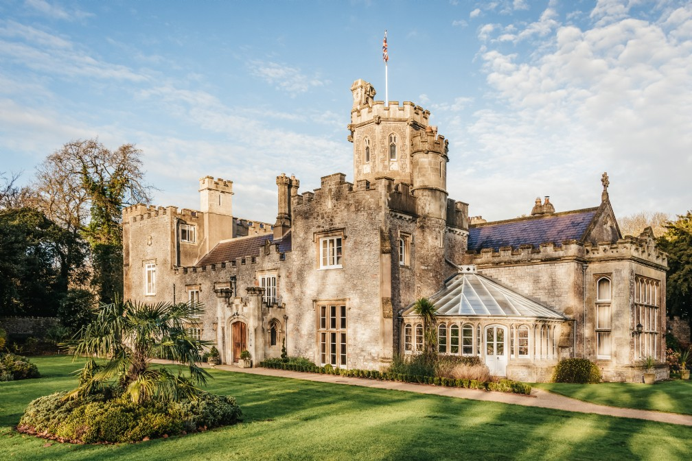 Thornemead Castle | Luxury Self-Catering Home | Somerset