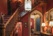 Historic hallways reign at Thornemead Castle