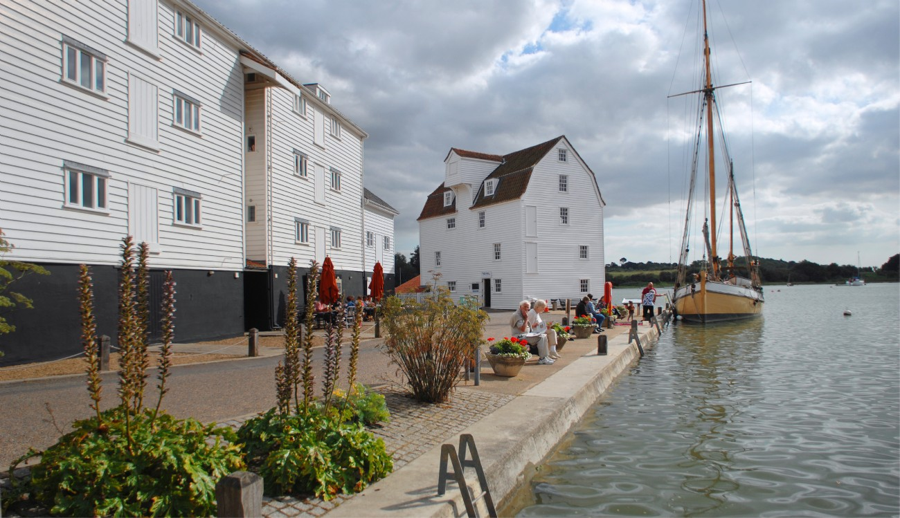 Tide Mill View