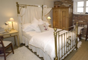 Luxury self-catering cottage in Woodbridge, Suffolk