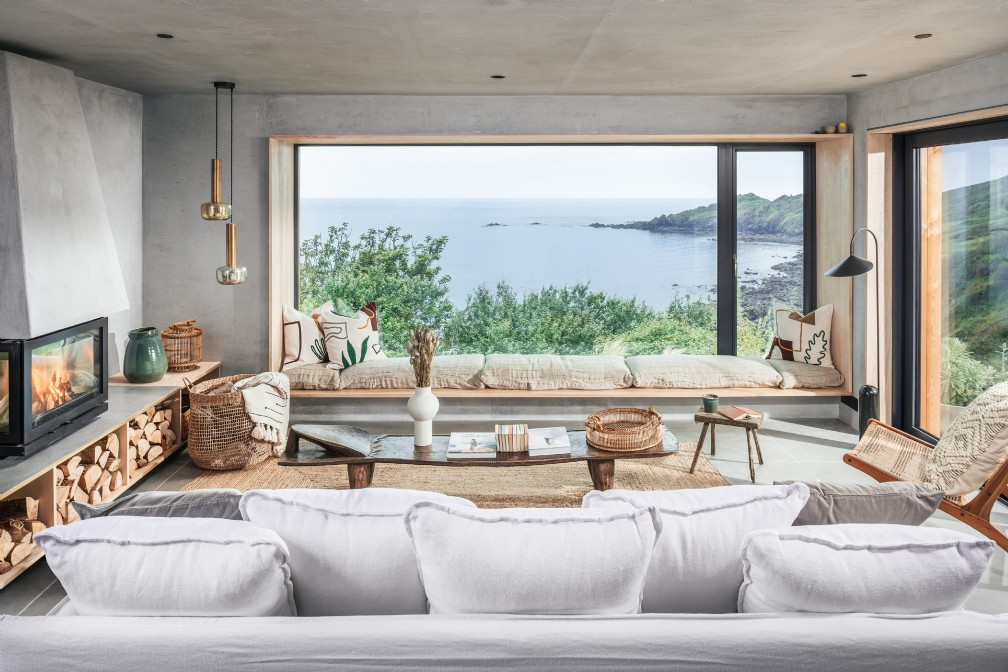 Ukiyo | Modern Luxury Self-Catering Home | Coverack, Cornwall